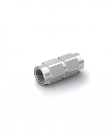 """Valvola di ritegno acciaio zincato - G3/4"""" interna / G3/4"""" interna - max. 300 bar - DN 20 mm"""