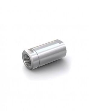"Valvola di ritegno acciaio inox - G1 1/2"" femmina / G1 1/2"" femmina - max. 250 bar - DN 40 mm"