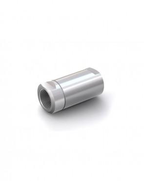 "Valvola di ritegno acciaio inox - G1 1/4"" femmina / G1 1/4"" femmina - max. 250 bar - DN 25 mm"