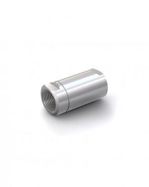 "Valvola di ritegno acciaio inox - G1 1/2"" femmina / G1 1/2"" femmina - max. 250 bar - DN 32 mm"