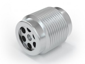 "Valvola di ritegno acciaio inox - G1/4"" maschio / G 1/4"" maschio - max. 250 bar - DN 6 mm"
