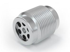 Valvola di ritegno acciaio inox - M14x1,5 maschio / M14x1,5 maschio - max. 250 bar - DN 6 mm